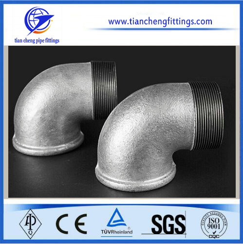 NPT BS Malleable Iron Pipe Fittings