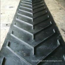 Patterned Conveyor Belt Chevron-patterned Special Patterned Belt