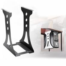 Accessoires de meubles de bureau Support CPU en métal