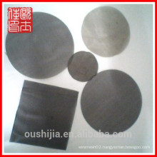 High-quality Oil filter mesh disc/water filter disc