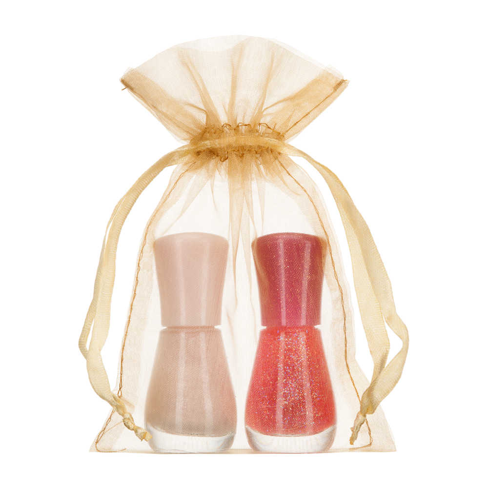 best quality solid color perfume organza bag