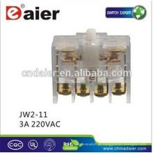 Interruptor micro ação Daier JW2-11