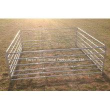 Panneau de clôture soudé soudé en Chine / panneau de clôture en treillis métallique / panneau de clôture soudé galvanisé