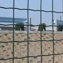 Holland Svetsat Wire Mesh Fence