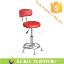Venta al por mayor de precio bajo Easy Moving dentista silla giratorio sillas de hospital