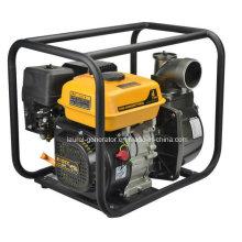 15HP 4 Zoll Benzin elektrische landwirtschaftliche Wasserpumpe Set