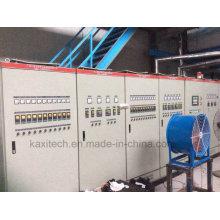 Machine de fabrication de ligne de fabrication de tissus non tissés