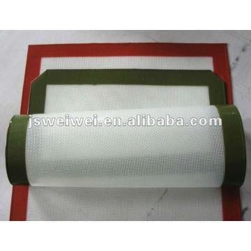 silicone baking sheet silicone fiberglass baking sheet