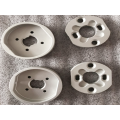 Personalize vários protótipos de plástico de usinagem CNC