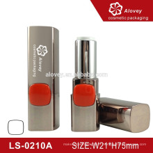 LS-0210A- Boîtier à lèvres en métal blanc personnalisé