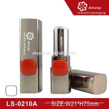 LS-0210A- Пользовательский пустой металлический чехол для губной помады