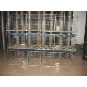 Industrial Cage for Rabbit