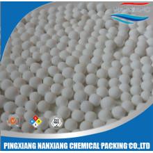 низкой цене активированные керамические шарики глинозема для питьевой воды высокого эффективного удаления фтора