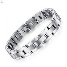 Bracelete da aptidão da vanguarda por atacado, braceletes feitos a mão baratos da forma