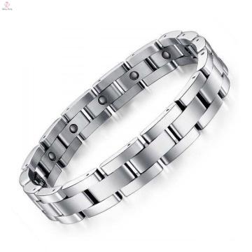 Gros chevron fitness bracelet, bracelets de mode à la main pas cher