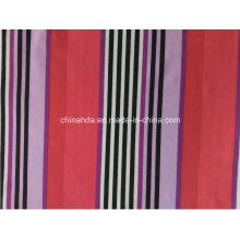 Strrip белый черный фиолетовый Красный печать ткань для спортивной одежды (HD1401118)