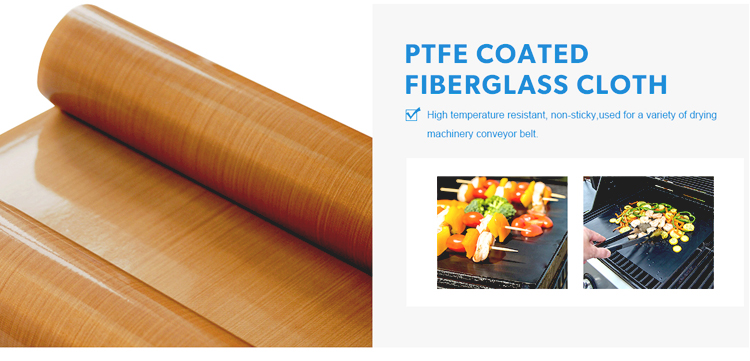 non stick ptfe fabric