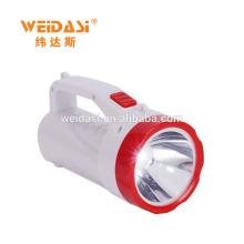 la lampe de recherche tenue dans la main extérieure légère menée la plus chaude de LED, lumière de chasse d'aventure de WD-519