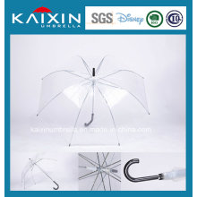 Popular Advertising Transparent Poe Umbrella