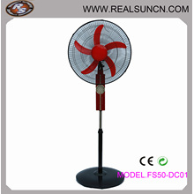 20inch Solar DC Fan with ABS Blade