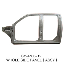 ISUZU D-MAX 2004-2007 Whole Side Panel