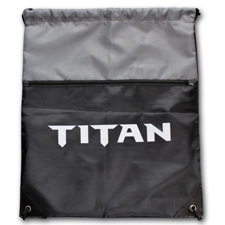 Nylon Drawstring Travel Bag