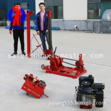 Diesel QZ-3 core borehole drilling rig water well