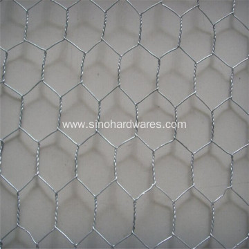 poultry Wire 1/2 Galvanized Hexagonal Wire Mesh