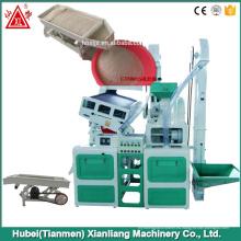 CTNM15 Auto paddy rice máquina de procesamiento