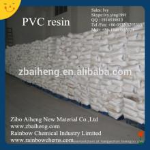 fabricante de resina de pvc na china