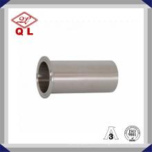 Ss304 Sanitária aço inoxidável Tri Clamp Pipe Ferrule