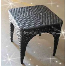 Rhombuses Rattan Wicker Outdoor Furniture Table