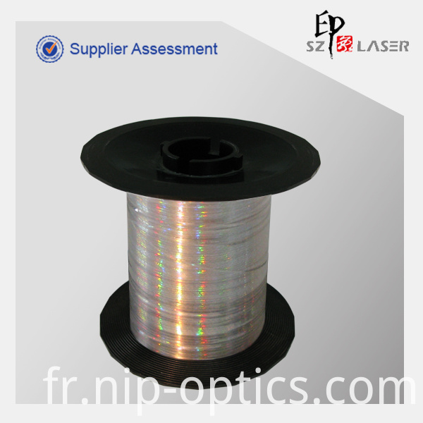 Holographic Yarn