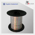 0.8MM Self Adhesive Hologram Tear Tape for Garment Products