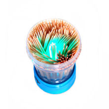 UVC Toothpick Sterilizer Holder with 6,000-hour Tube Lifespan, Uses Lithium Batteries
