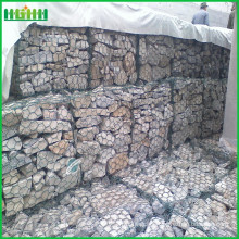 Maillage hexagonale professionnel 80 * 10mm gabion