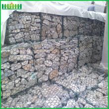 Professional 80*10mm gabion hexagonal mesh