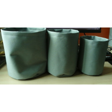 Coussin en cuir polyester respirant