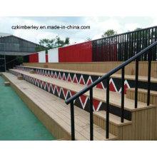 Neue Generation Eco-Friendly WPC Landschaft Tische und Stühle
