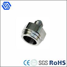 Hat Style Custom Made Stainless Steel Hex Nuts