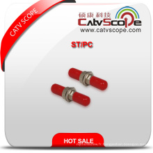 Structure Câblage Adaptateur fibre optique ST / PC