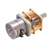 3V 5v 10mm Stepper Motor With 12mm Metal Gearbox