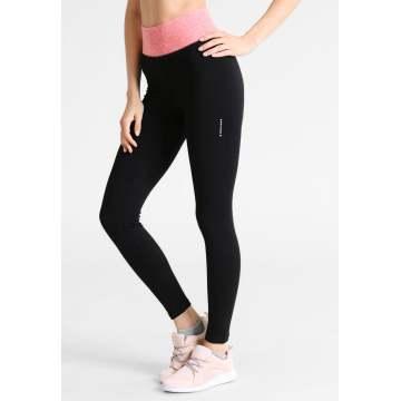Pantalones negros de jogging para correr