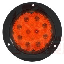 DOT Approved 4inch Round Turn Tail Stop Reverse Light Heavy Duty