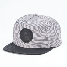 Patch Embroidery 5 Panneaux Snapback Hat