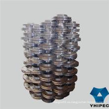Reborde forjado del cuello 150lbs de la soldadura del acero de carbono