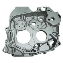 Coque auto-protégée interne à coulée en aluminium