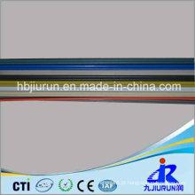 Haste de soldadura plástica do PVC para o equipamento químico
