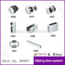 Double Roller Sliding Glass Door&Sliding Door Hardware
