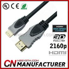 Cabo de tipo A a C Mini HDMI